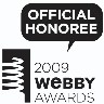 Webby Award Honoree!
